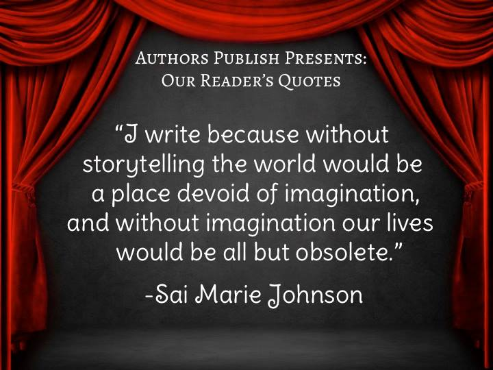 Authors Publish Author Quotes